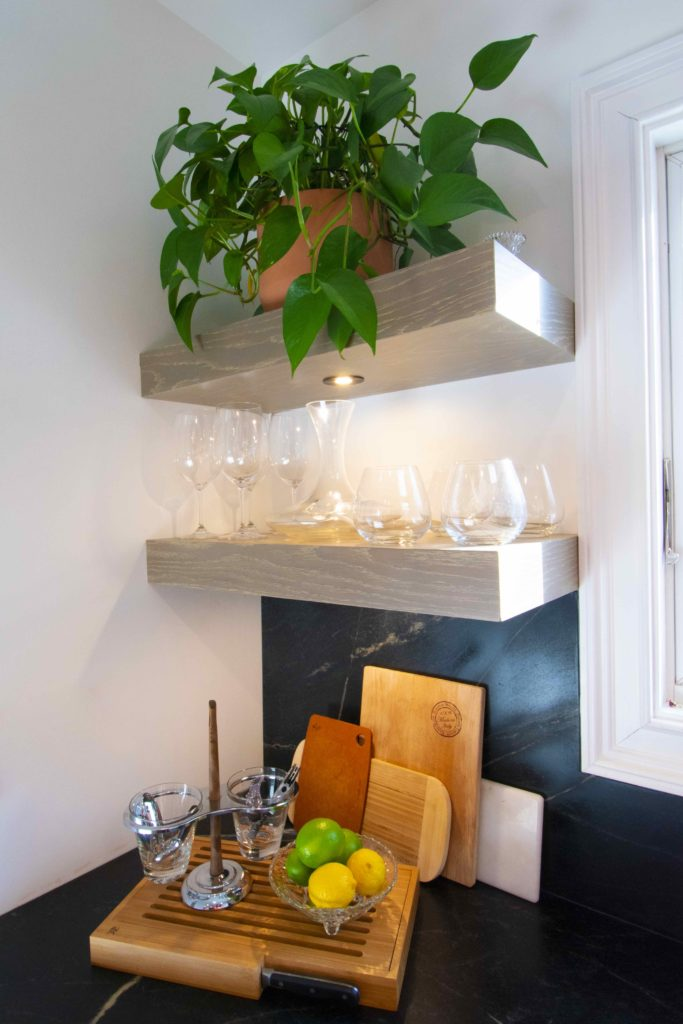 3-Tone Modern Kitchen