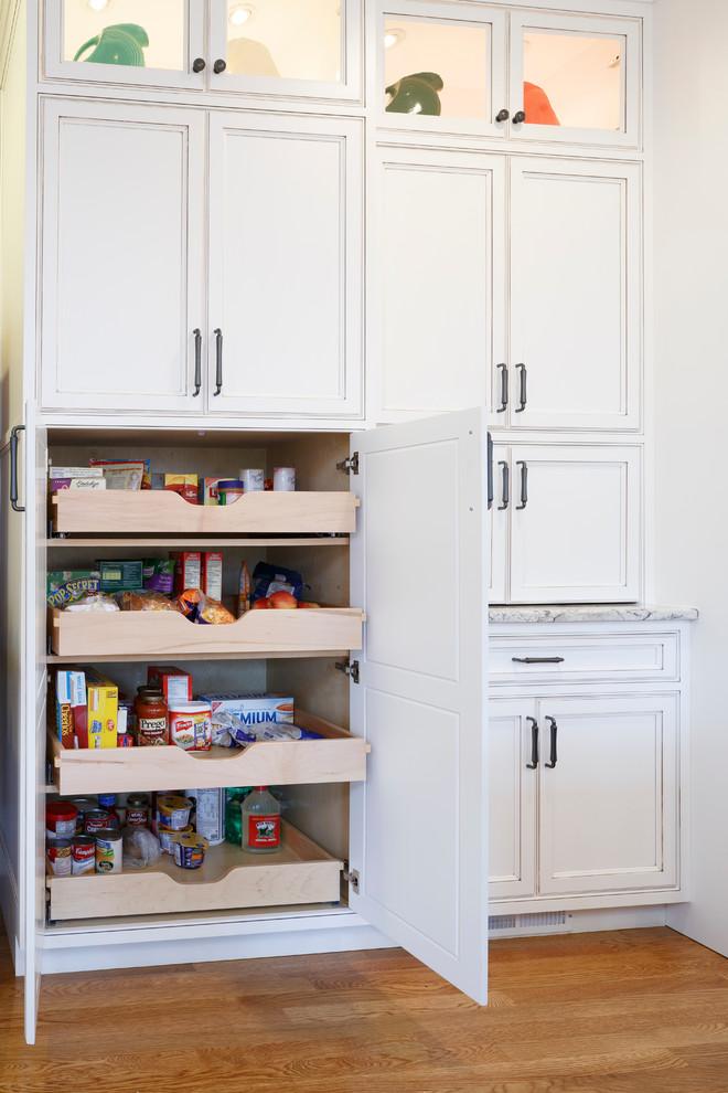 Custom Shelving for Food Items