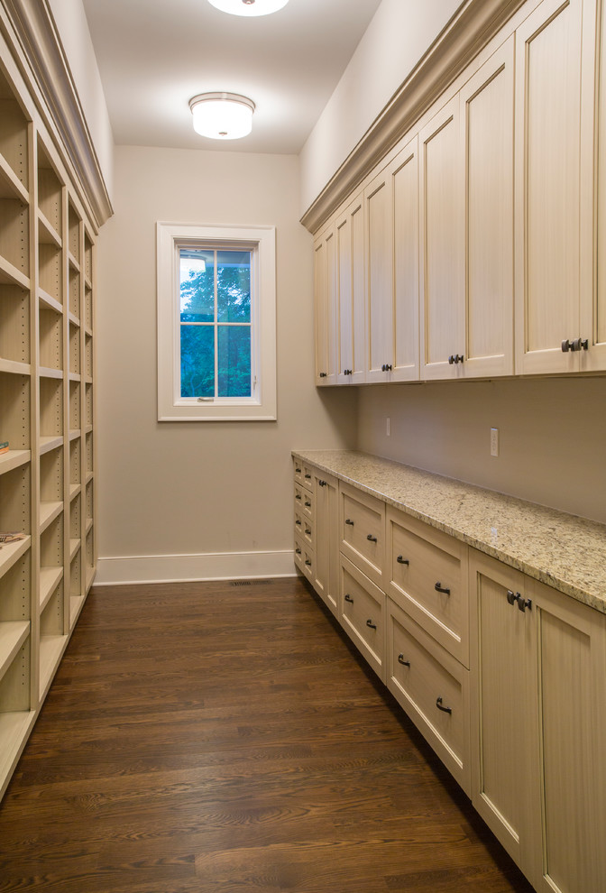 Custom large pantry
