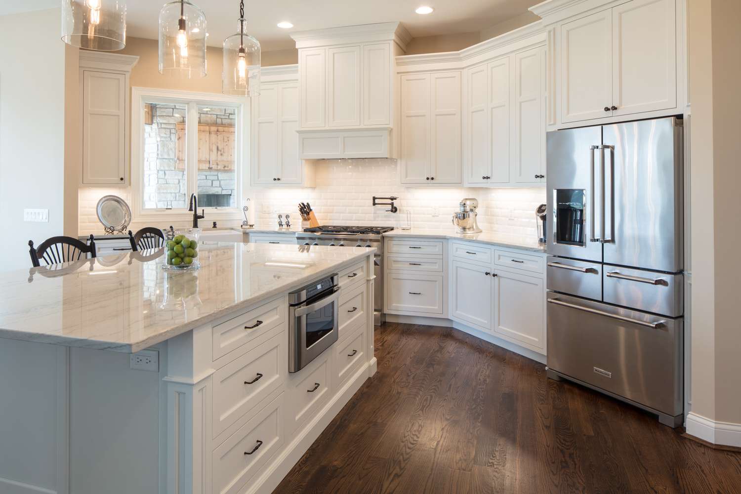 Inset Kitchen Cabinets