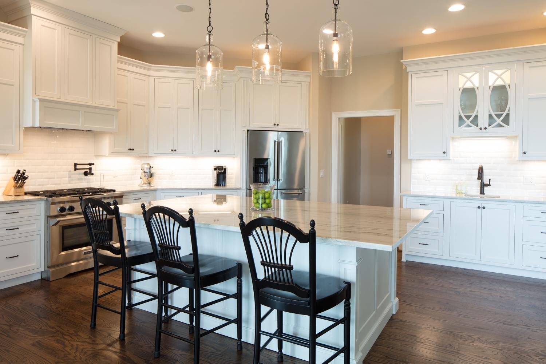 Decorator White Inset Cabinets (Neyer) - Western Custom ...